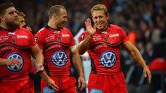 #Rugby#Top14 Finale : Les Toulonnais voudront le doublé pour la dernière de  Jonny Wilkinson #RCT H Cup, Top 14, Rugby Championship, Le Double, Rugby Players, Passion, Sports, Life, Toulon