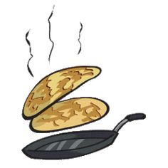 It's crepe time in France! On February Americans have Groundhog Day; the French have…. la Chandeleur, or the fête des chandelles (candles). Fodmap, Mardi Gras, Crepes Party, Teaching Culture, Caviar D'aubergine, Crab Stuffed Shrimp, French Crepes, Pancake Day, Crepe Recipes