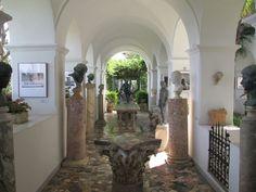 Villa San Michele.