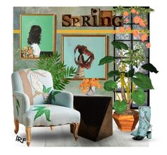 """""""Spring Living :: 040316"""" by irafra ❤ liked on Polyvore featuring interior, interiors, interior design, home, home decor, interior decorating, Ethan Allen, livingroom, interiordesign and interiorstyle"""