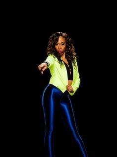 The Dancing Doll's coach Miss D from Bring It!