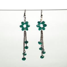 Itor Earrings now featured on Fab.