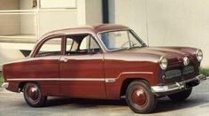 Ford Taunus 12m Weltkugel 1956/ 1957 Betriebsanleitung