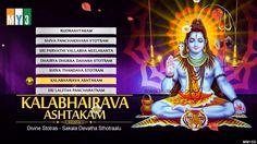 KALABHAIRAVA ASHTAKAM - OM NAMASSIVAYA - LORD SHIVA SONGS - BHAKTHI SONGS