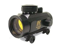 NcStar 1X30 BStyle Red Dot Sight  Weaver Base DBB130 *** Check out the image by visiting the link.