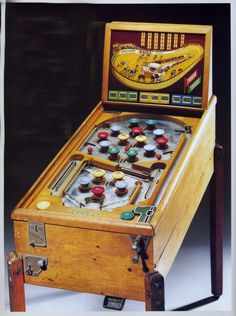 Flipper Pinball, Pinball Games, Pinball Wizard, Arcade Games, Vintage Games, Vintage Toys, Ping Pong Games, Penny Arcade, Retro Images