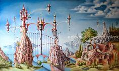 Surrealismo y el arte visionario: Alexander Sasha Spivak