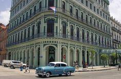 Hôtel Saratoga, Cuba. Hôtel de charme dans la vieille Havane.
