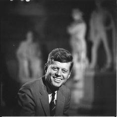 John Fitzgerald Kennedy  35th President of the United States In office January 20, 1961 – November 22, 1963 ♛♥♥♥♛   http://en.wikipedia.org/wiki/John_F._Kennedy
