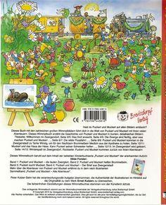 Rückseite mit Impressum Bunt, Cover, Kids Rugs, Postcards, Sketches, History, Kid Friendly Rugs, Blanket, Nursery Rugs
