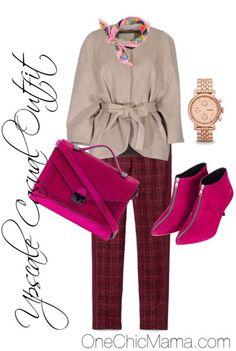 Upscale Casual Outfit - love!