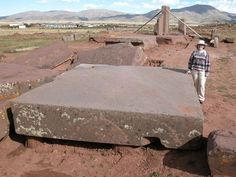 Tiwanaku and Puma Punku: Questions Modern Archaeologists Don't Answer - Hidden Inca Tours Ancient Ruins, Ancient Mysteries, Ancient Artifacts, Ancient Egypt, Ancient History, Atlantis, Mysterious Places, Strange Places, Puma Punku