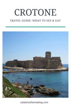 Visit the ancient Greek city of Crotone in Calabria with this travel guide highlighting what to see and eat.