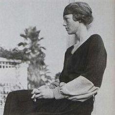 Young Amelia Earhart