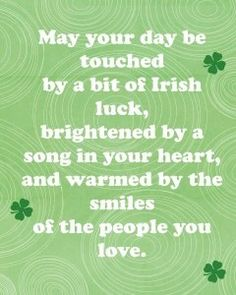 Irish Proverb for a Happy St Patty's Day St Patricks Day Cards, Happy St Patricks Day, Saint Patricks, Irish Quotes, Irish Sayings, Quotes To Live By, Me Quotes, Irish Proverbs, Irish Eyes Are Smiling