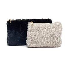 time for a change - fluffy (vegan) Recycled Leather, Recycled Fabric, Large Black, Black And White, Tailor Shop, Downtown Vancouver, Leather Accessories, Leather Working, Coin Purse