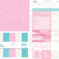 LPPB0008 - Twinkle Toes - Paper Pack