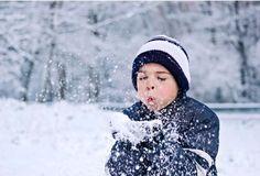 Insolite : pourquoi il ne faut pas manger de la neige