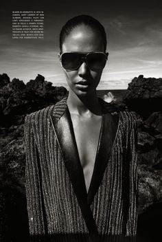 shining: joan smalls by solve sundsbo for vogue italia may 2014