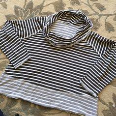 Lane Bryant - cowl neck sweater 14/16 Lane Bryant - cowl neck sweater, short but very comfy! 14/16 Lane Bryant Tops Sweatshirts & Hoodies
