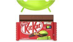 Google lance Android KitKat : la version 4.4 de l'OS sera forte en chocolat ! Blog Saveurs du net - Eat, drink and geek
