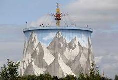 Wunderland Kalkar, Germany - A nuclear reactor transformed into an amusement park!