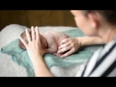 ▶ Behind the Scenes Newborn Session (Pull Back) - Newborn Posing Video - Taco Pose How-To - YouTube