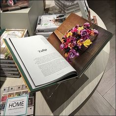 Acrylic Book Stand Table-Top Merchandiser – Fixtures Close Up