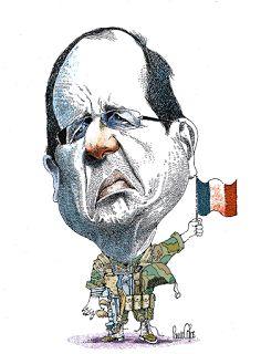 Francoise Hollande - Pancho Cajas
