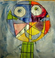 Chesterbrook Academy Elementary School, Raleigh, NC: (G1,G3) Lines and Shapes in the work of Paul Klee