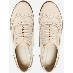 ASOS MAKESHIFT Brogue Lace Ups