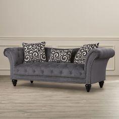 House of Hampton Cagney Sofa
