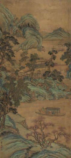 Qiu Ying - MING DYNASTY