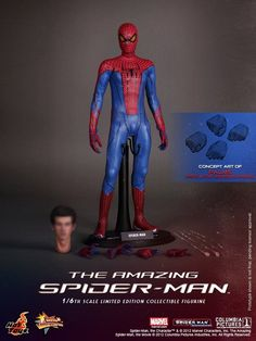 Hot Toys Unveils An Amazing New 1/6th Scale Spider-Man Figure!