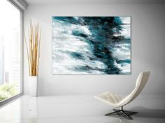 Extra Large Wall Art Textured Painting Original Painting,Painting on Canvas Modern Wall Decor Contemporary Art, Abstract Painting Texture Painting On Canvas, Textured Painting, Canvas Paintings, Large Abstract Wall Art, Floral Wall Art, Unique Paintings, Original Paintings, Original Art, Hallway Art
