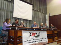 Assetj prestigia posse da nova diretoria da Aspal