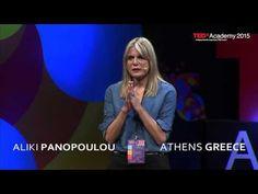 Food As Healing | Aliki Panopoulou | TEDxAcademy - YouTube