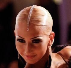 Enjoyable Dance Hairstyles Latin Dance And Dance On Pinterest Short Hairstyles Gunalazisus