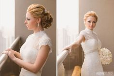 Impeccable.   Alvaro Ching Photography   Kenneth Winston Style 1523 #kennethwinston #realbride