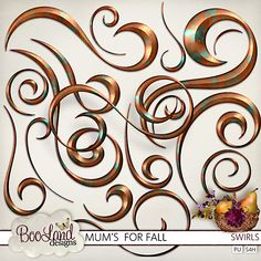 Mums for Fall The Complete Works #boolanddesigns #mumsforfall #personaluse #thestudio