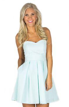 The Corbin - Mint http://www.laurenjames.com/collections/spring-2015-dresses/products/corbin-seersucker-dress