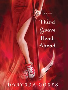 Charley Davidson, grim reaper extraordinaire... how is she supposed to solve a missing persons case, deal with an ego-driven doctor, calm her curmudgeonly dad, and take on a motorcycle gang hellbent on murder when the devil's son just won't give up?