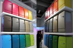 Smeg Kühlschrank Farben : Smeg deutschland hausgeräte made in italy mit design und funktion