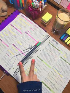 Studyblr notes, desk stationery, school goals, note taking tips, dollar tre School Goals, Life Hacks For School, School Study Tips, School School, School Tips, School Organization Notes, Study Organization, Nursing Organization, University Organization