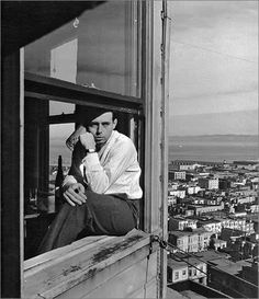 John Gutmann Self Portrait San Francisco, 1934