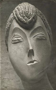 View artworks for sale by Brancusi, Constantin Constantin Brancusi Romanian). Brancusi Sculpture, Sculpture Head, Stone Sculpture, Modern Sculpture, Modigliani, Auguste Rodin, Constantin Brancusi, Indigenous Art, Statue