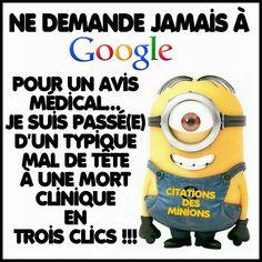 La médecine et Google