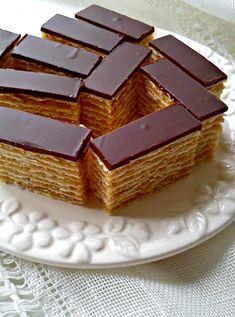 Domaćica za vas: Rozen torta sa susamom