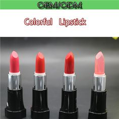 Lip Stick Cosmetic Lipstick Make Your Own Lipstick Private Label Colorful Lipstick from SourceOfBeauty123 on YYUber.com