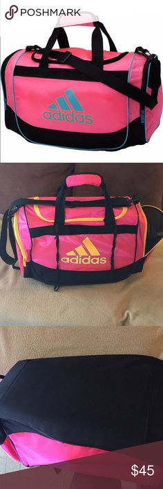Adidas Gym Bag Euc Used Very Little As I Never Needed So Much E